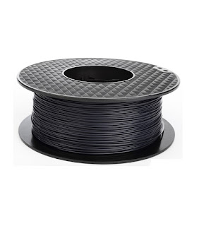 1KG PLA FILAMENT BLACK 3d printing 3M Electronix Cebu Philippines Electronics parts and components supplier online store