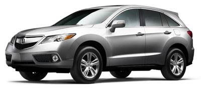 Acura RDX models