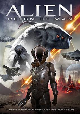 Alien Reign of Man Poster