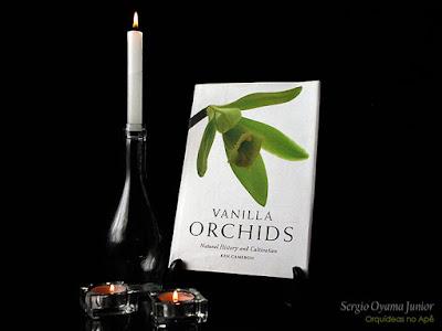 Livro Vanilla Orchids, de Ken Cameron