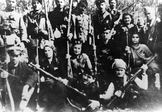Armed Jewish Resistance - WWII Eastern Europe