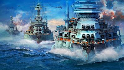 Spesifikasi PC Untuk World of Warships      Sekarang ini sudah banyak game simulasi yang menampilkan tema Perang Dunia II, baik dari sudut pandang seorang tentara, atau ketika Sobat Gadget mengendalikan tank, hingga mengemudikan pesawat di udara.  Tetapi hanya sedikit game peperangan yang memberikan kemampuan untuk menjadi seorang komandan dari  sebuah battleship (perahu perang) yang mengarungi lautan melawan musuh-musuh lain. Wargaming.net  menawarkan kesempatan ini melalui proyek terbaru mereka yang berjudul World of Warships. Game ini  mempunyai kemiripan dengan konsep permainan World of Tanks dan World of Warplanes, yang sama-sama  dibuat oleh Wargaming.net. World of Warships menampilkan aksi pertarungan multiplayer yang mengutamakan  kerjasama antar tim dalam sebuah arena pertarungan yang luas.   Ada lebih dari 75 tipe battleship yang bisa dikendalikan oleh pemain dalam game ini. Setiap battleship  mempunyai karakteristik, status, dan perlengkapan senjata yang berbeda-beda, misalnya beberapa battleship dapat bergerak lebih cepat daripada yang lain, atau battleship tertentu dapat menggunakan torpedo sebagai salah satu senjata utama. Sobat Gadget juga dapat mengendalikan perahu tipe Carrier yang tidak mempunyai senjata yang banyak, tetapi dapat mengkoordinir strategi dan mengatur pergerakan tim dalam melawan pasukan musuh.                            Sama seperti game-game Wargaming lainnya, setiap battleship dapat Sobat