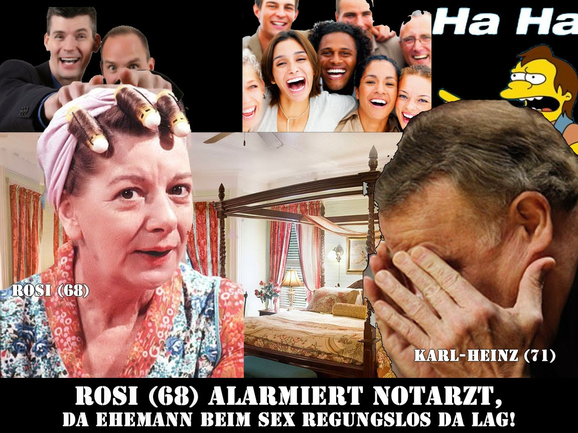 alte Ehe lustige Spaßbilder - Regungslos im Bett - Satire Blog