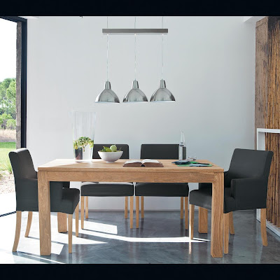 the home of bambou ideas for the dinning nook 2 options for the table. Black Bedroom Furniture Sets. Home Design Ideas