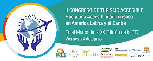 ADOMPRETUR saluda Congreso y Conferencia sobre turismo accesible