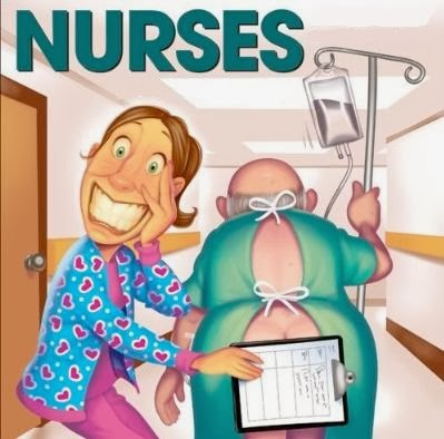 Global Pictures Gallery: funny nurses pictures
