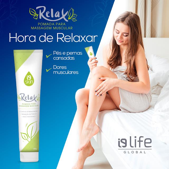 Pomada Relax i9life