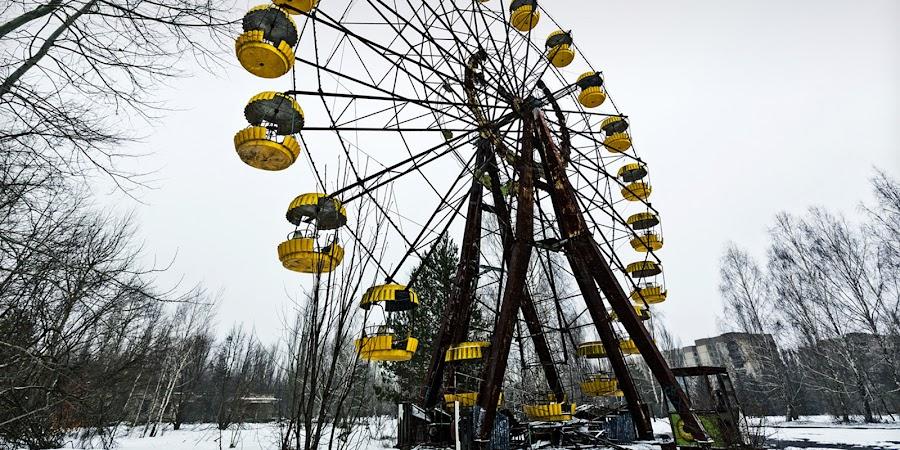 Chernobyl, destinos curiosos