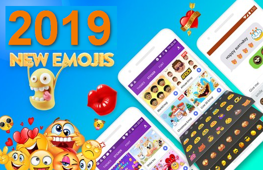 Smiley Emoji Keyboard Apkpure 2019 - Best Emoji app copy for