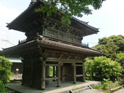 英勝寺山門