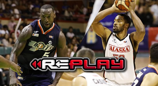 Video Playlist: Alaska vs Meralco Game 4 replay 2018 PBA Governors' Cup