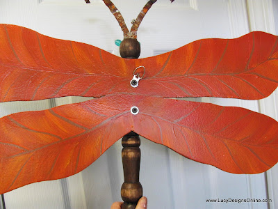 reversible table leg dragonfly