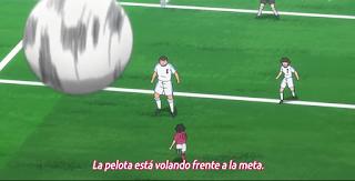 descargar Captain Tsubasa (2018) 16 sub español ver online mega mediafire