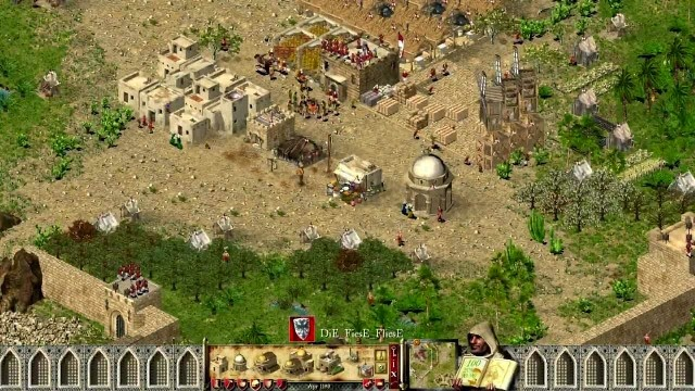 Stronghold Crusader HD PC Games Gameplay