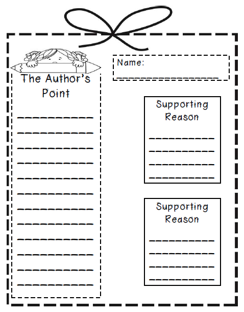 The 2 Teaching Divas: Authors' Supporting Reasons