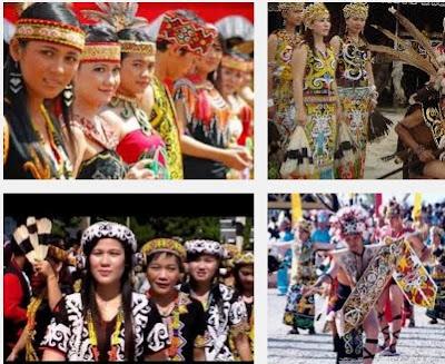 Daftar Jenis Suku bangsa di Kalimantan Timur