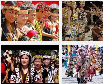 Kelompok Suku dan Rumpun di Kalimantan Timur