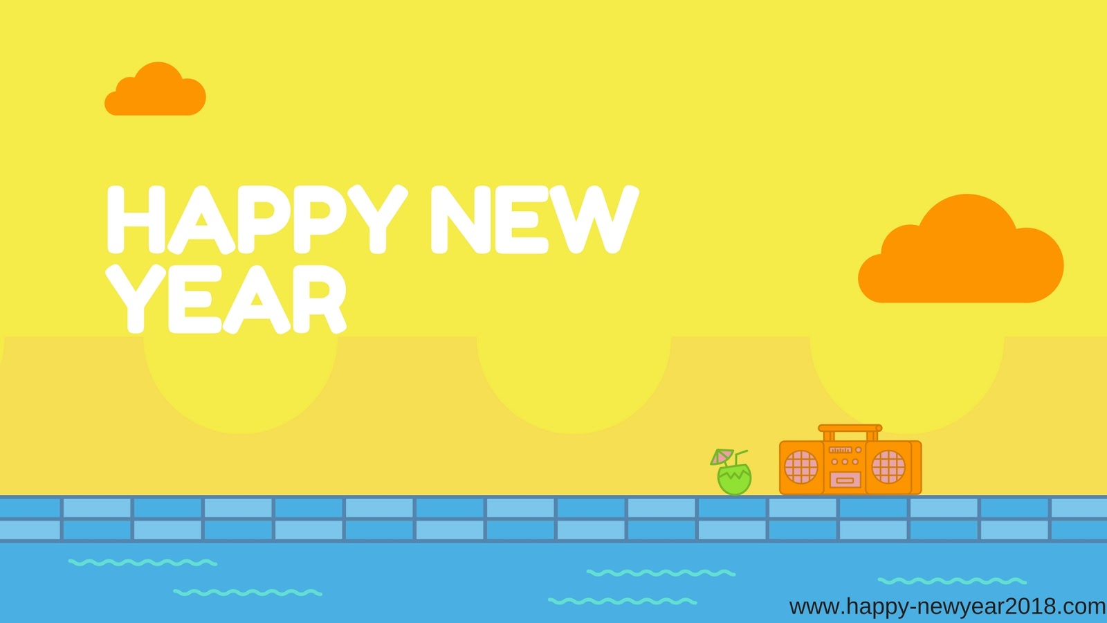 new year 2018 images for family