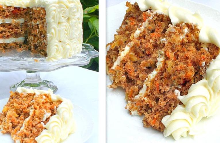 CARROT CAKE #dessert #yummy