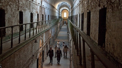 The Eastern State Penitentiary: the Haunted Prison