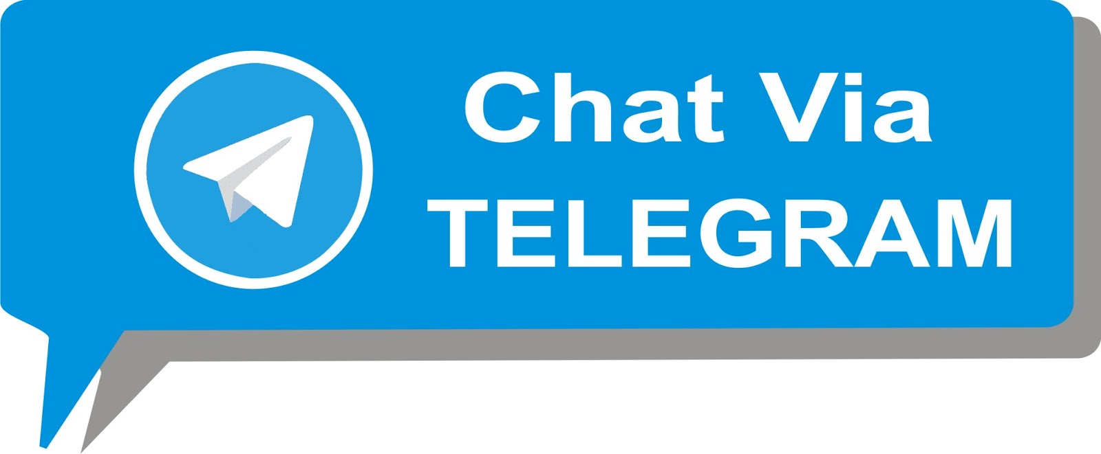CHAT CS via TELEGRAM