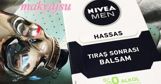 NIVEA MEN AFTER SHAVE BALSAM İNCELEMESİ