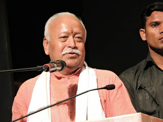 Values impart virtues, RSS Chief