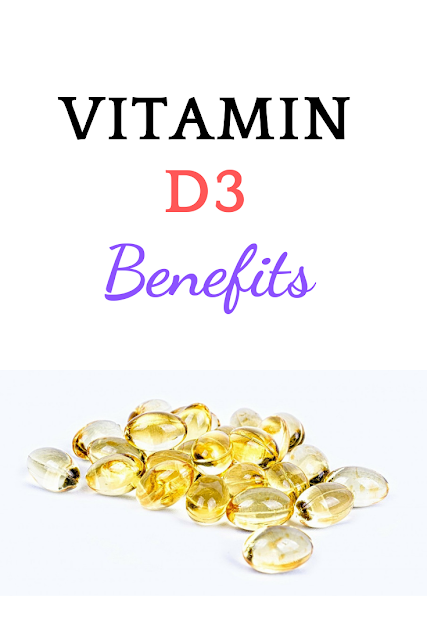 What Is Vitamin D-3 Benefits On Your Skin, Pilus & Health? (Cholecalciferol Benefits)