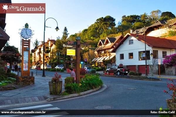 Casa na Av. Borges de Medeiros - Gramado/RS