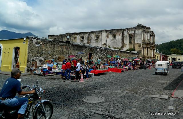 Mercado de Artesanato de El Carmén