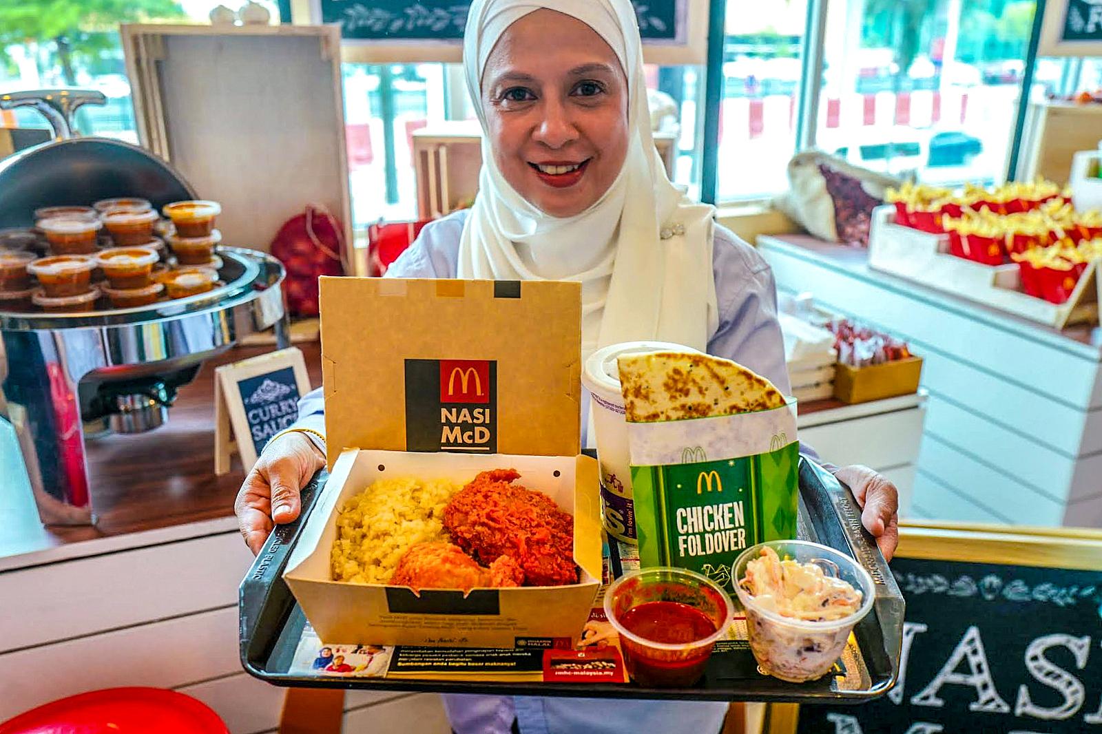 mcdonald's malaysia: rekindling ramadan favourites