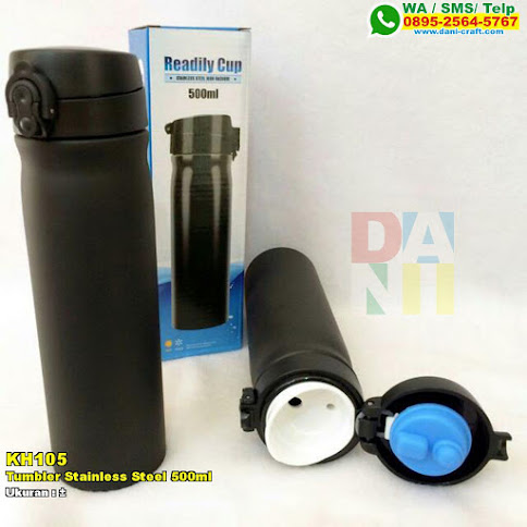 Tumbler Stainless Steel 500ml