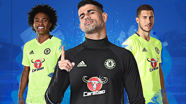 f00f7e10c88 No AdsExclusive ContentCustomize Content MixExclusive Vouchers. Chelsea  only recently signed a dedicated Chelsea training jersey sponsorship deal  ...