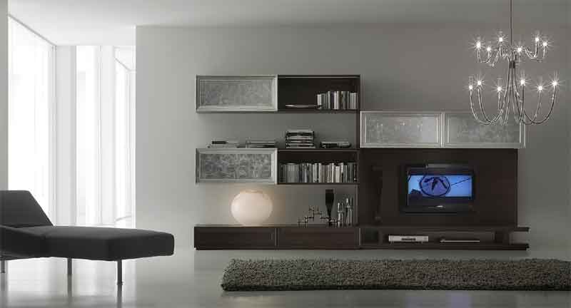 L 39 isola dei sogni soggiorno divani for Mobili moderni salotto
