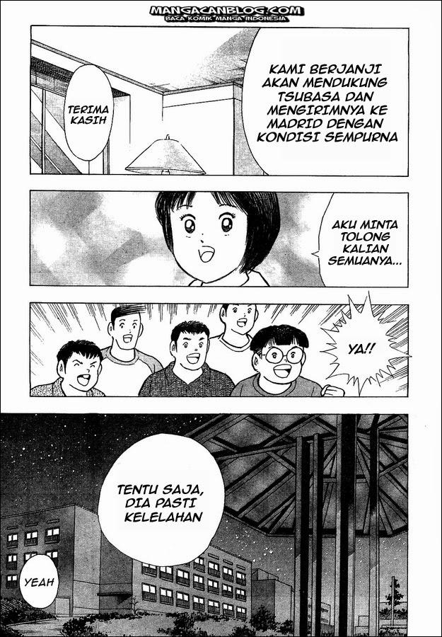 Captain Tsubasa – Rising Sun Chapter 09-11