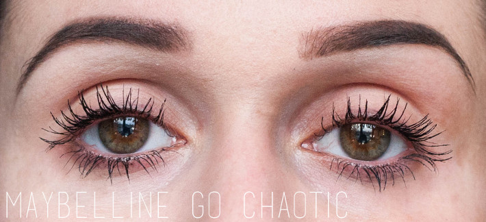 Maybelline Colossal Go Chaotic! mascara review