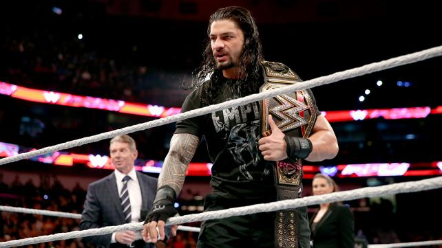 Across The Pond Wrestling: TV REVIEW: WWE Monday Night RAW