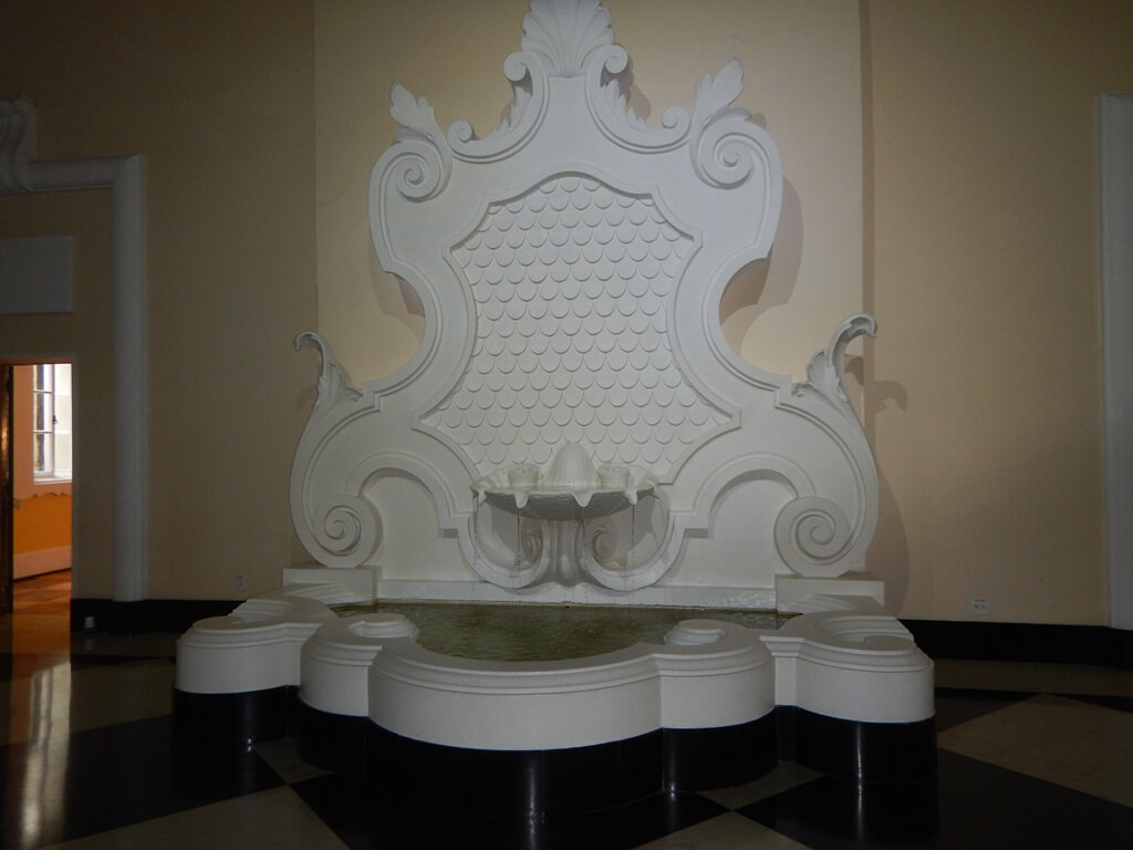 Palácio Quitandinha em Petrópolis