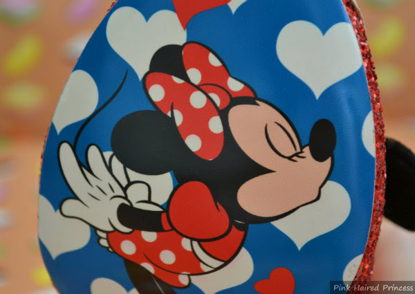 oh boy minnie mouse sole detail