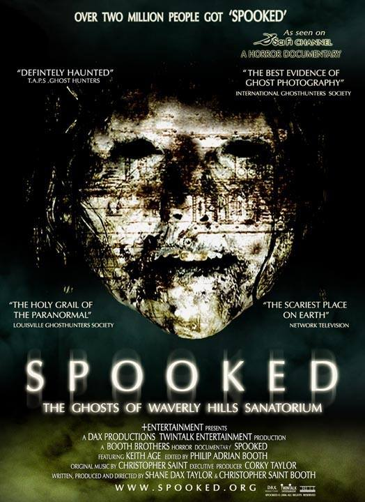 SPOOKED TELEVISION RELEASING