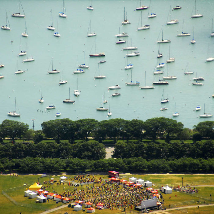 36 Unbelievable Pictures That Are Not Photoshopped - Confusing Perspective