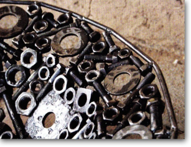 How To Recycle Recycled Bolts And Nuts