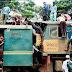 Rush Hour Train Journey Before Eid Festival In Bangladesh