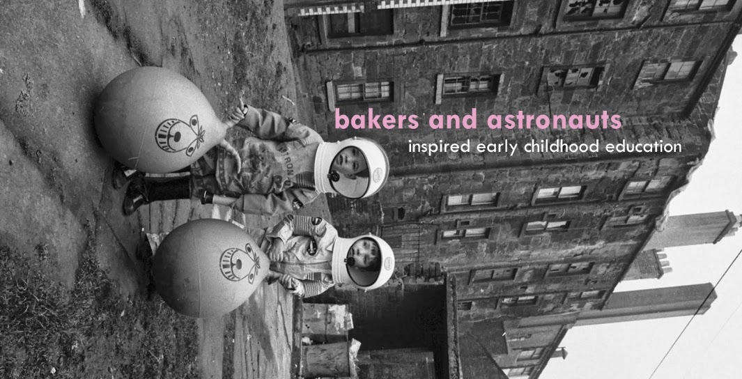 bakers and astronauts