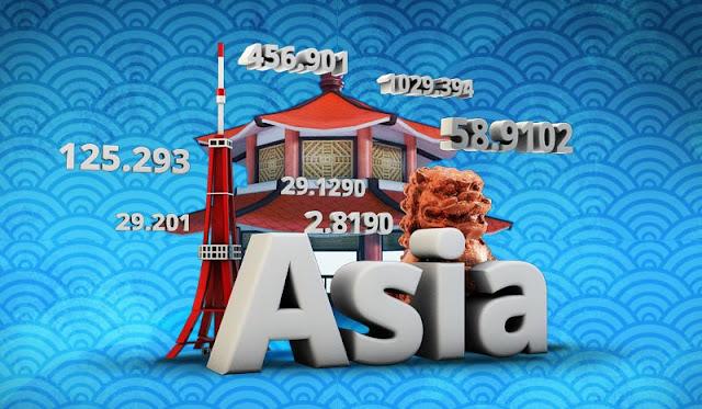 Pasar Saham Asia Naik, Ini Pemicunya