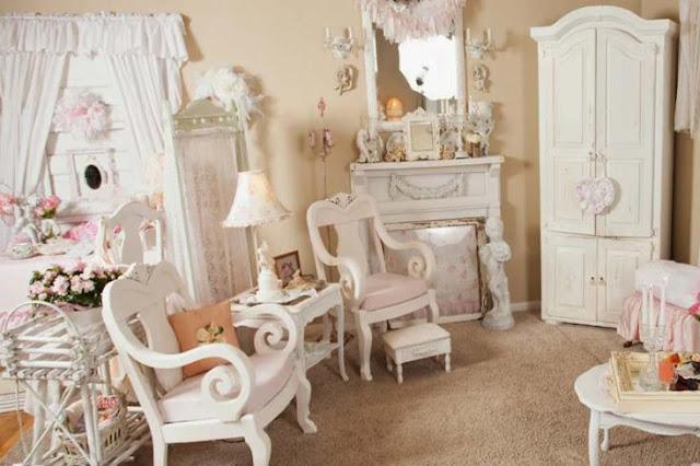 Sweet candy - Muebles de estilo romantico ...