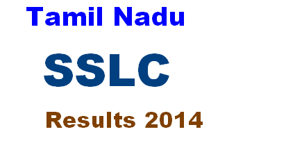 Tamil Nadu SSLC (10th Standard) 2014 Exam Results declared  19