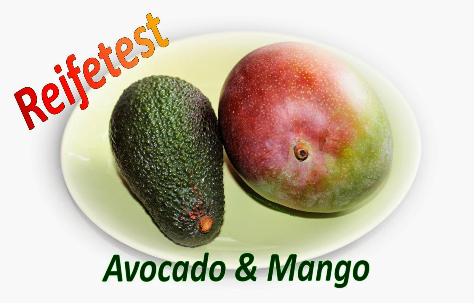 die l stige nachbarin k chentipp reifetest bei mango und avocado. Black Bedroom Furniture Sets. Home Design Ideas