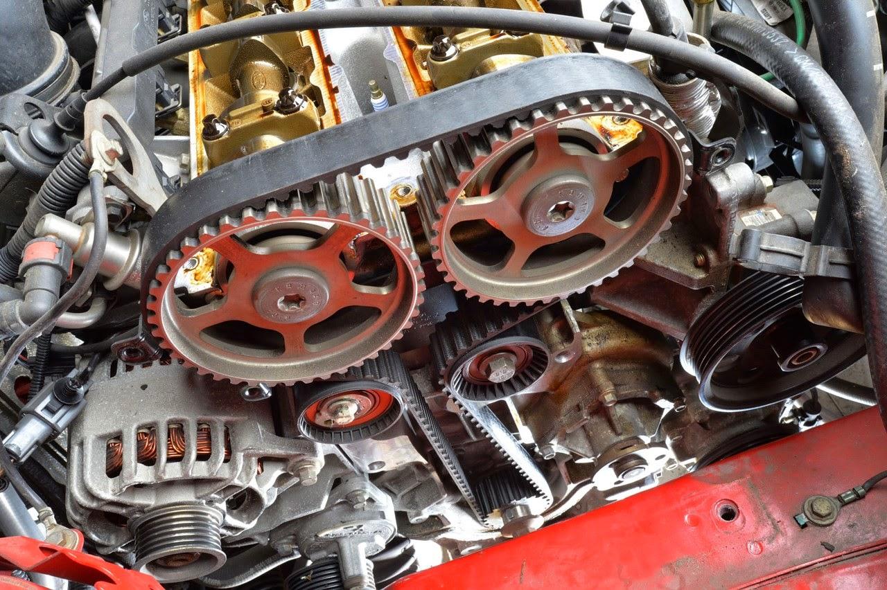 ford escort 1.6 gasolina distribucion correa o cadena