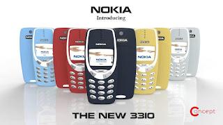 New Nokia 3310 Reborn